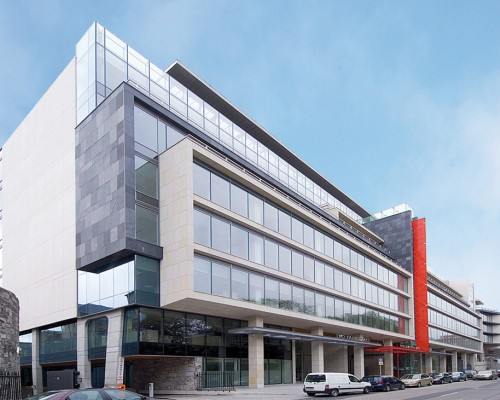 Park Place, Hatch Street - Office Development